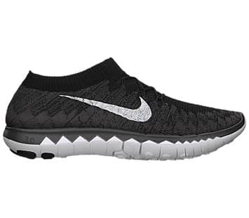 a88f124ccc33d Nike - Free 3.0 Flyknit women s running shoes (black) - buy it at ...