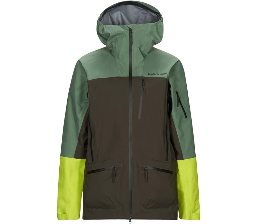 PEAK PERFORMANCE Vislight Pro Men Ski Jacket (brown green) 500,90 €