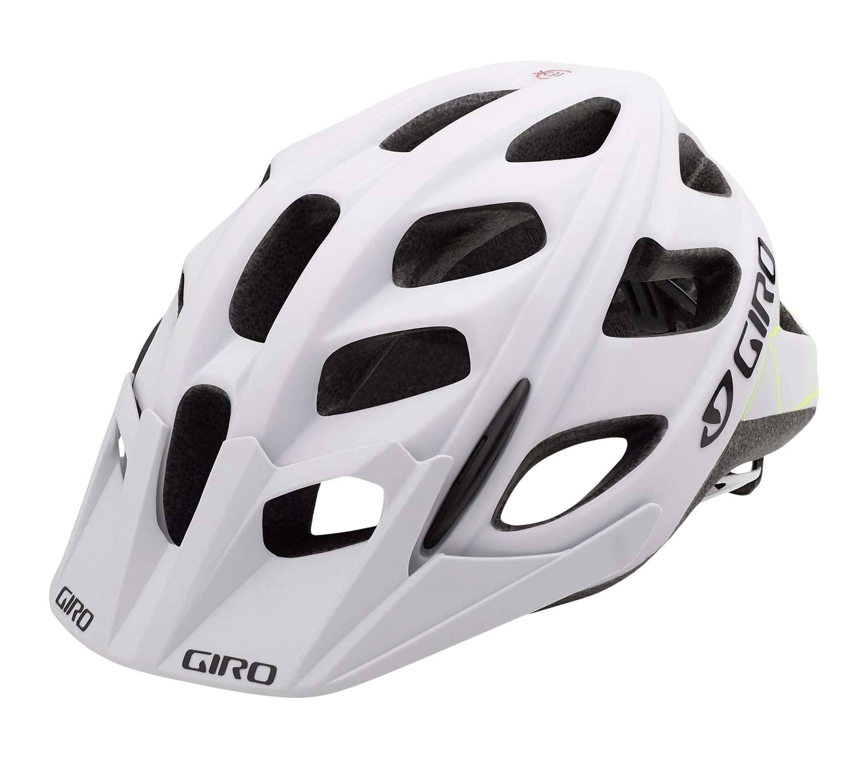 Giro Hex Unisex Casco da mountain bike  bianco