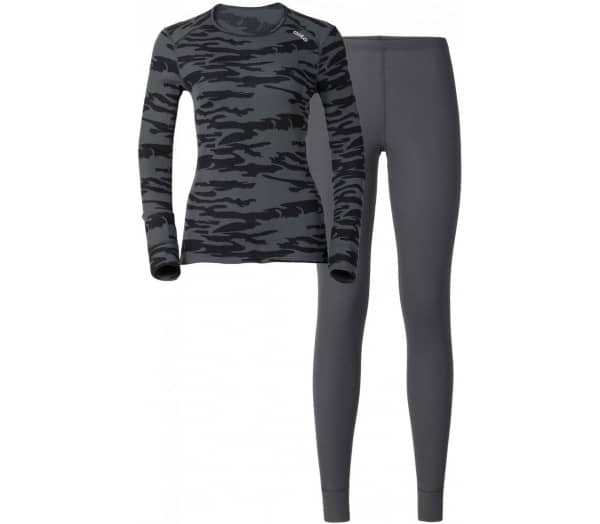 ODLO Active Warm SUW Set Damen Skiunterwäsche - 1