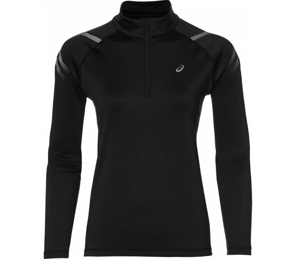 ASICS Icon Winter Ls 12 Zip Damen Laufshirt