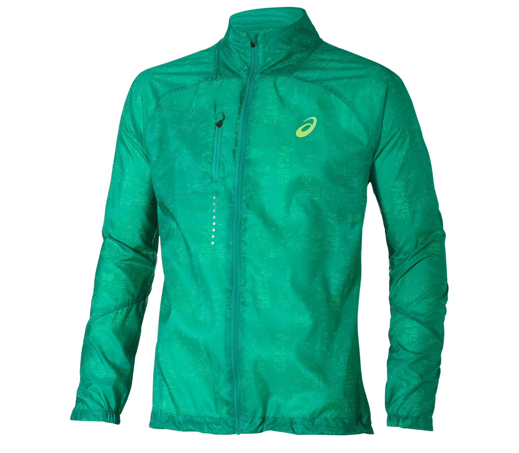 the cheapest offer discounts order ASICS - Lightweight Veste de running pour Hommes (vert)
