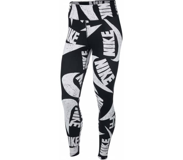 NIKE SPORTSWEAR Black Femmes Leggings - 1