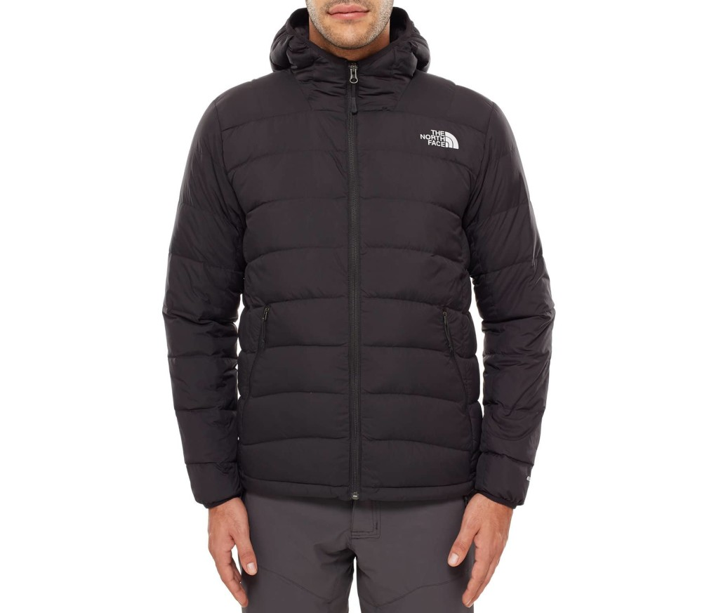 The North Face - La Paz Hooded men s down jacket (black) - buy it at ... 6c34bf3f9