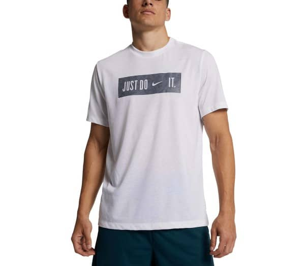NIKE Dri-FIT Herren Trainingsshirt - 1