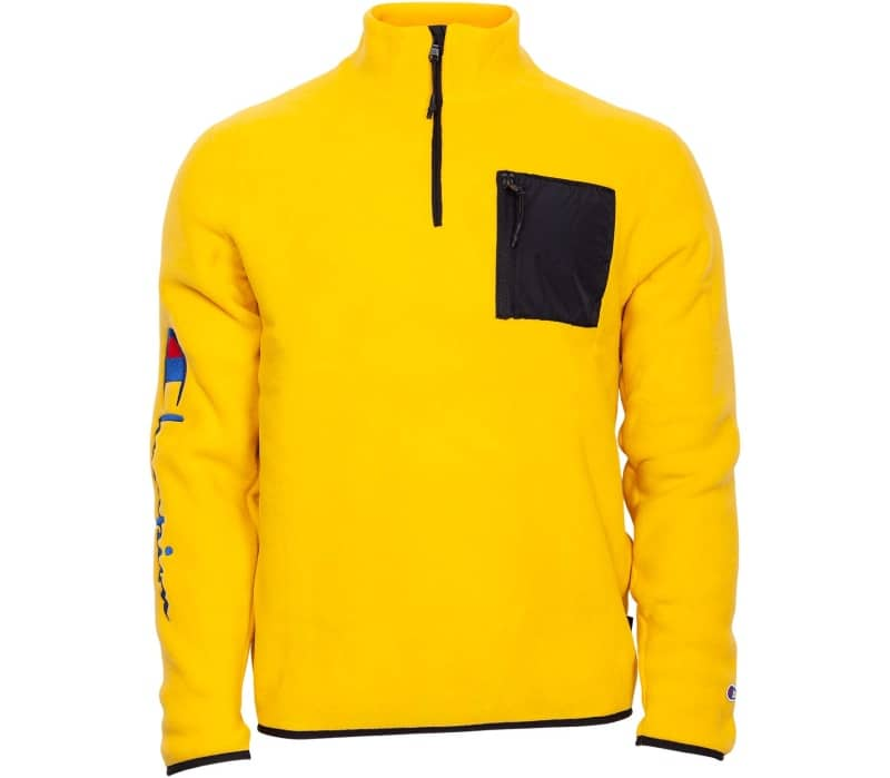 Polartech Double Velour Solid Recycle Jumper