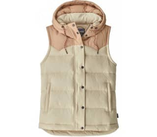 Bivy Hooded Women Down Gilet