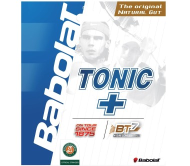 Babolat - Tonic + Longevity BT7 - 12m (1,40mm)