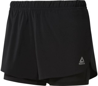 Reebok Logo Women 2 in 1 Shorts
