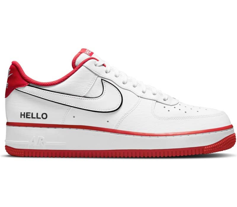 Air Force 1 '07 LX 'Hello My Name is' Sneakers