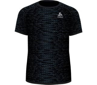 ODLO Crew Neck Blackcomb Ceramico Heren Hardlooptop
