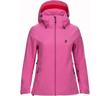 Peak Performance - Anima women's ski jacket (pink)