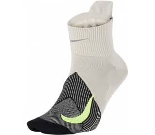 Elite Lightweight Quarter Unisex Running Socks