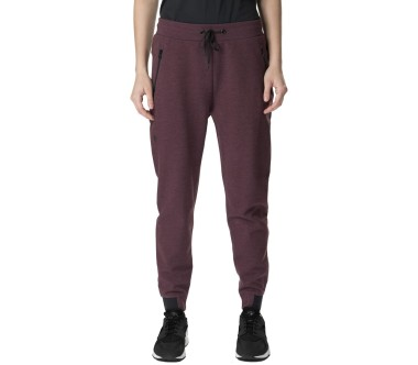 Peak Performance - Tech women's pants (dark red)