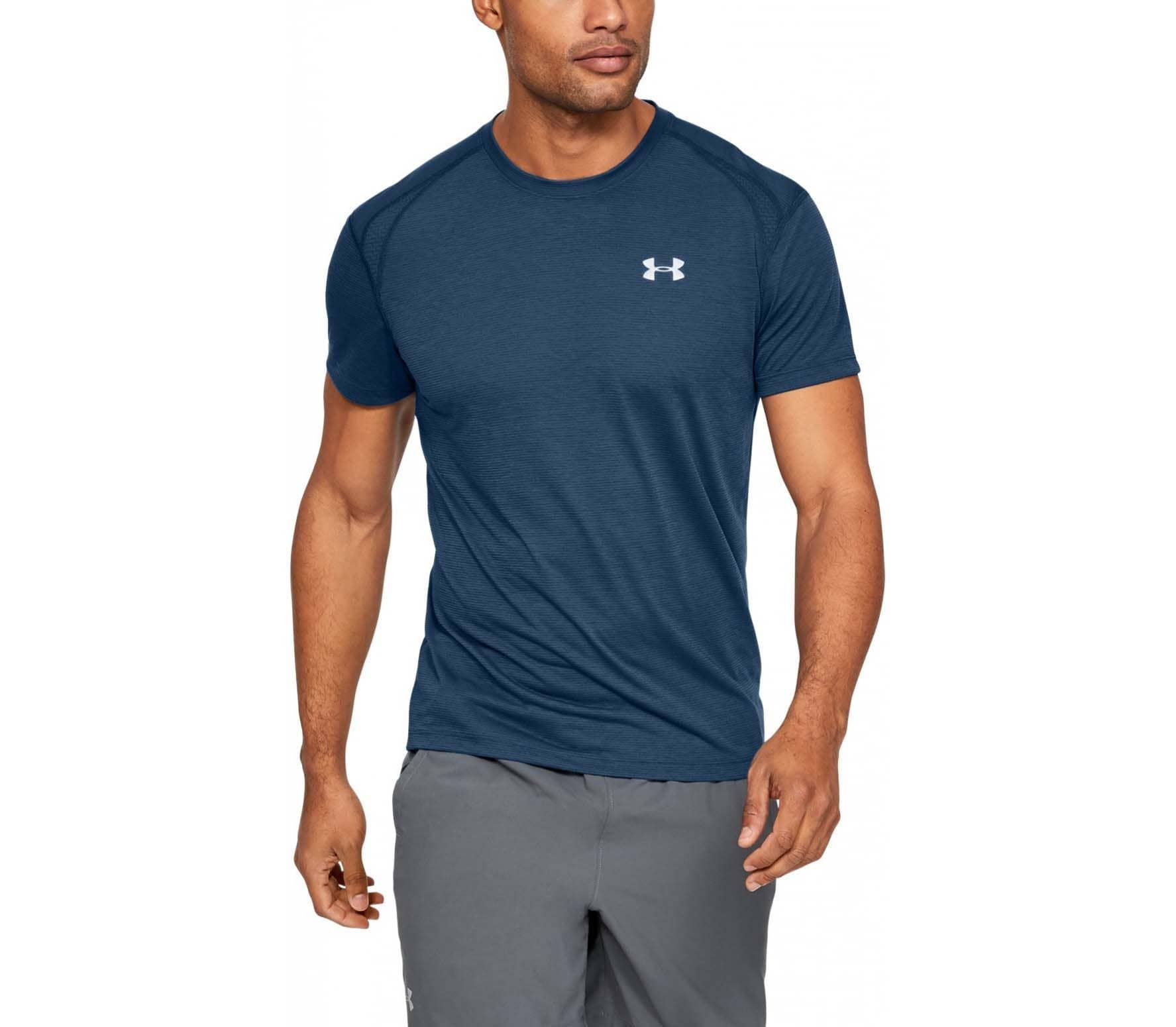 Under Armour Streaker 2.0 Herren Laufshirt blau