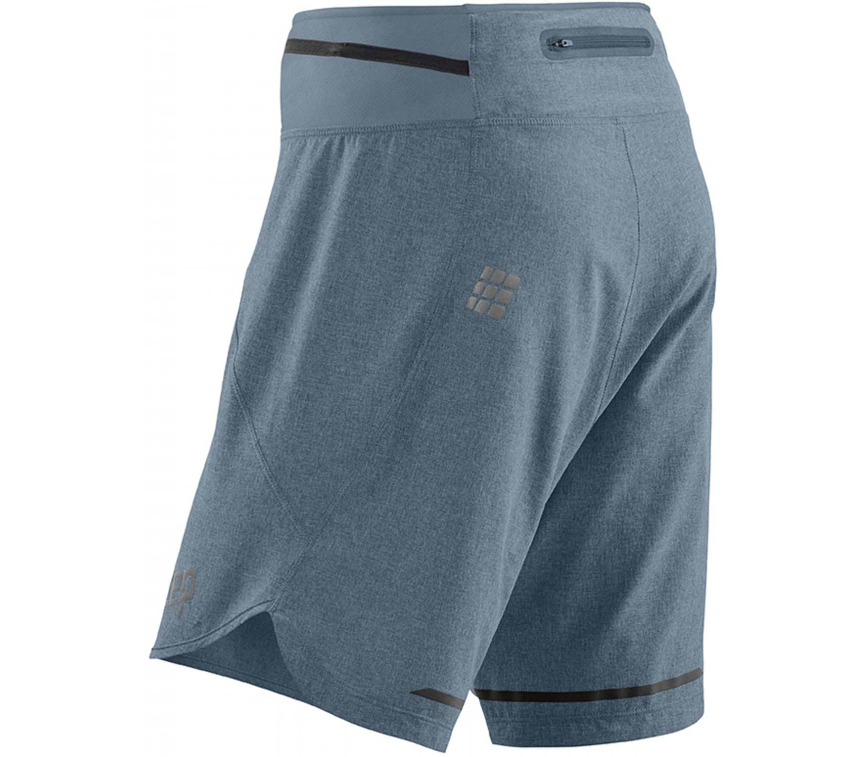 CEP Loose Fit Women Running Shorts grey