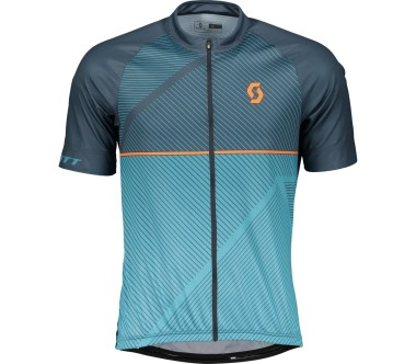 Scott - Endurance 30 Shortsleeve Herren Bike Shirt (dunkelblau/blau)