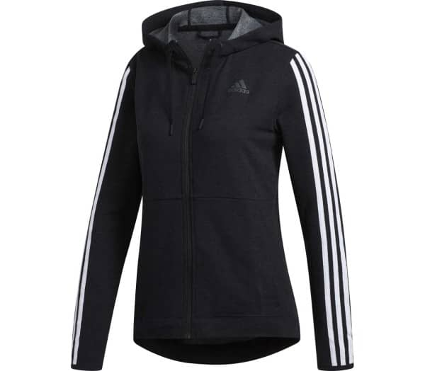 ADIDAS 3-Streifen Training Women Functional Hoodie - 1