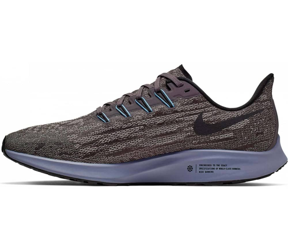 Nike Air Zoom Pegasus 36 Men Running Shoes  grey