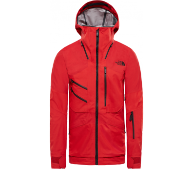 The North Face - Fuse Brigandine Herren Skijacke (rot)