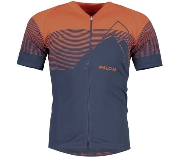 MALOJA EliM. Men Cycling Jersey - 1