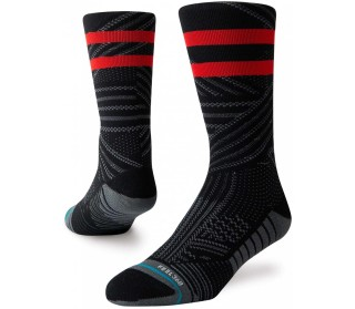 Uncommon Train Crew Men Running Socks