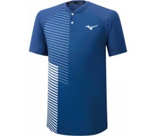 Mizuno Shadow Uomo Polo da tennis