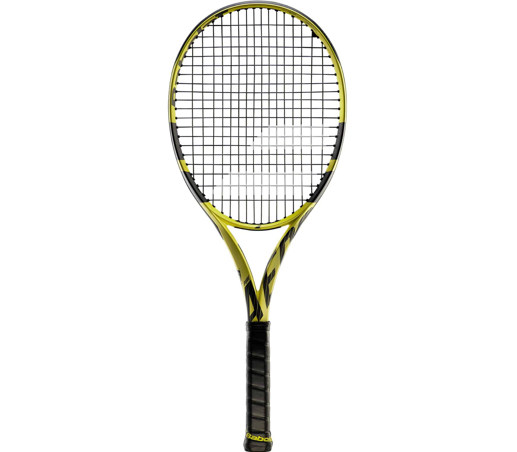 Babolat - Pure Aero Team U Nc tennis racket (yellow/black)