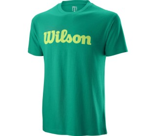 Script Cotton Men Tennis Top