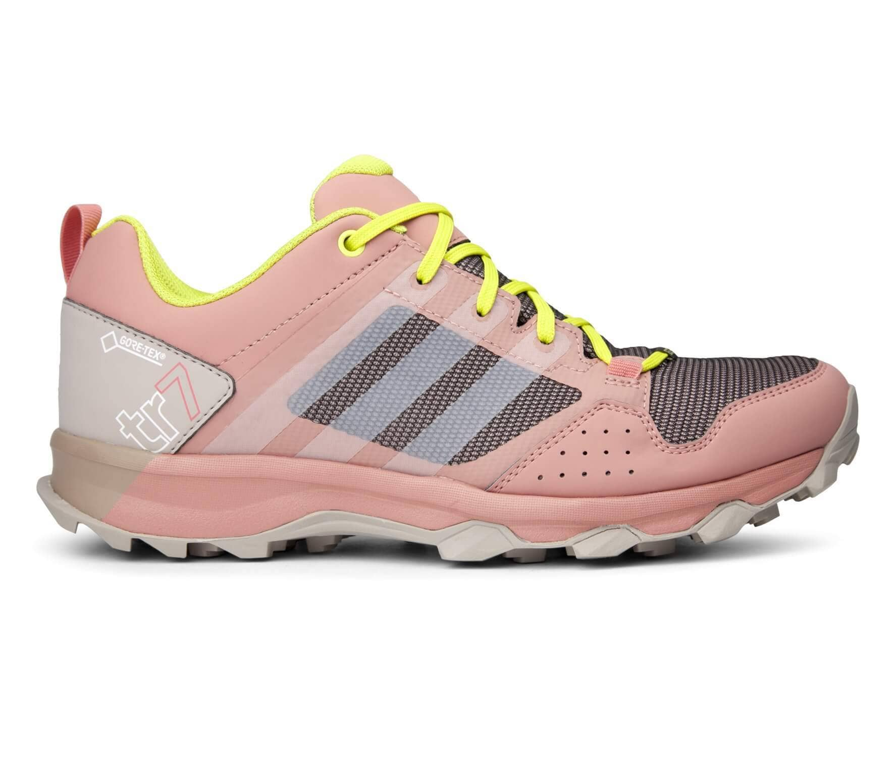 Adidas - Kanadia 7 TR GTX women s running shoes (brown grey) - buy ... b186a5f63