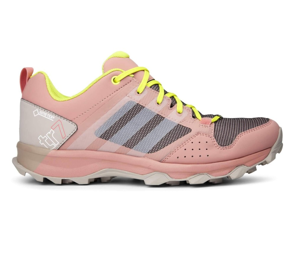 sneakers for cheap 03367 07f01 Adidas - Kanadia 7 TR GTX Donna scarpe da corsa (marrone grigio)