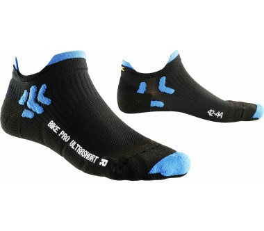 X-BIONIC Pro Ultrashort Bike Socken Unisex black