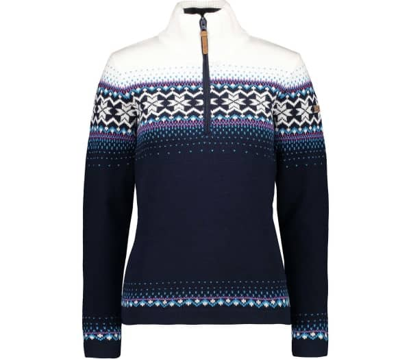 CMP Knitted Wp Mujer Chaqueta funcional - 1