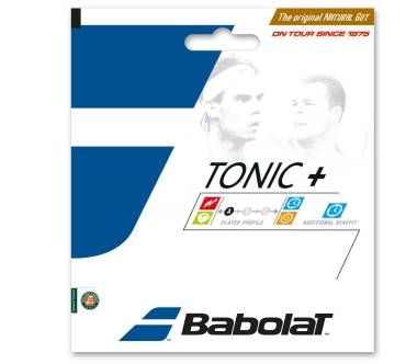 Babolat - Tonic + Ball Feel BT7 -  12m (1,35mm)