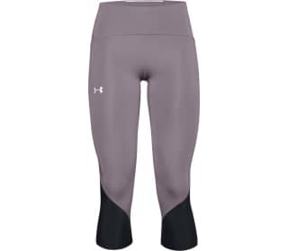Under Armour Fly Fast 2.0 HeatGear® Crop Damen Lauftights