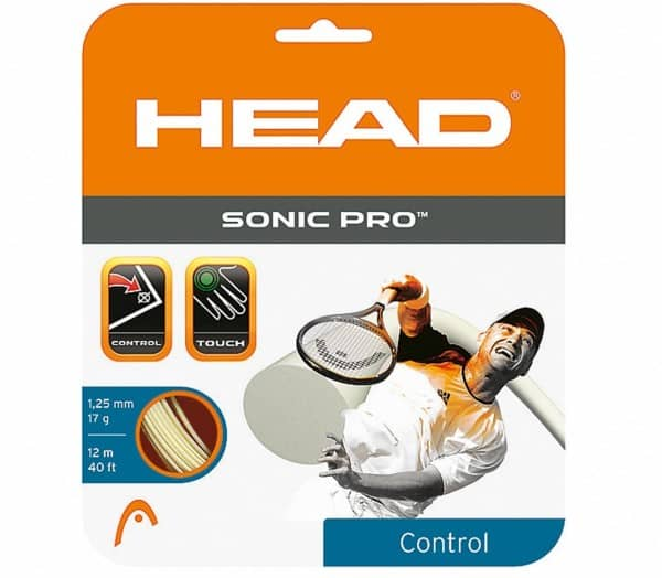 HEAD Sonic Pro 17 Tennis String - 1