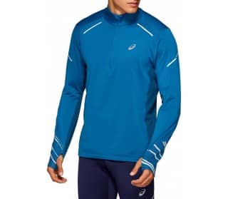 Lite-Show 2 Winter Ls 1/2 Zip Men Running Top