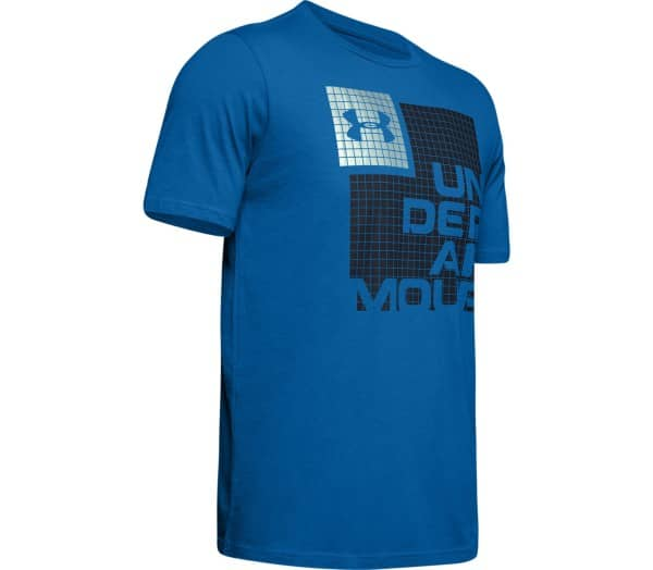 UNDER ARMOUR Grid SS Herren Trainingsshirt - 1