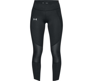 Speedpocket Run Crop Damen Laufhose