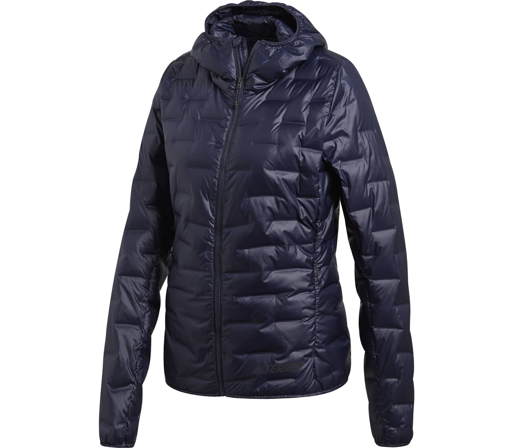 adidas Performance - Light Damen Daunenjacke (blau) im Online Shop ... 8196cd897f