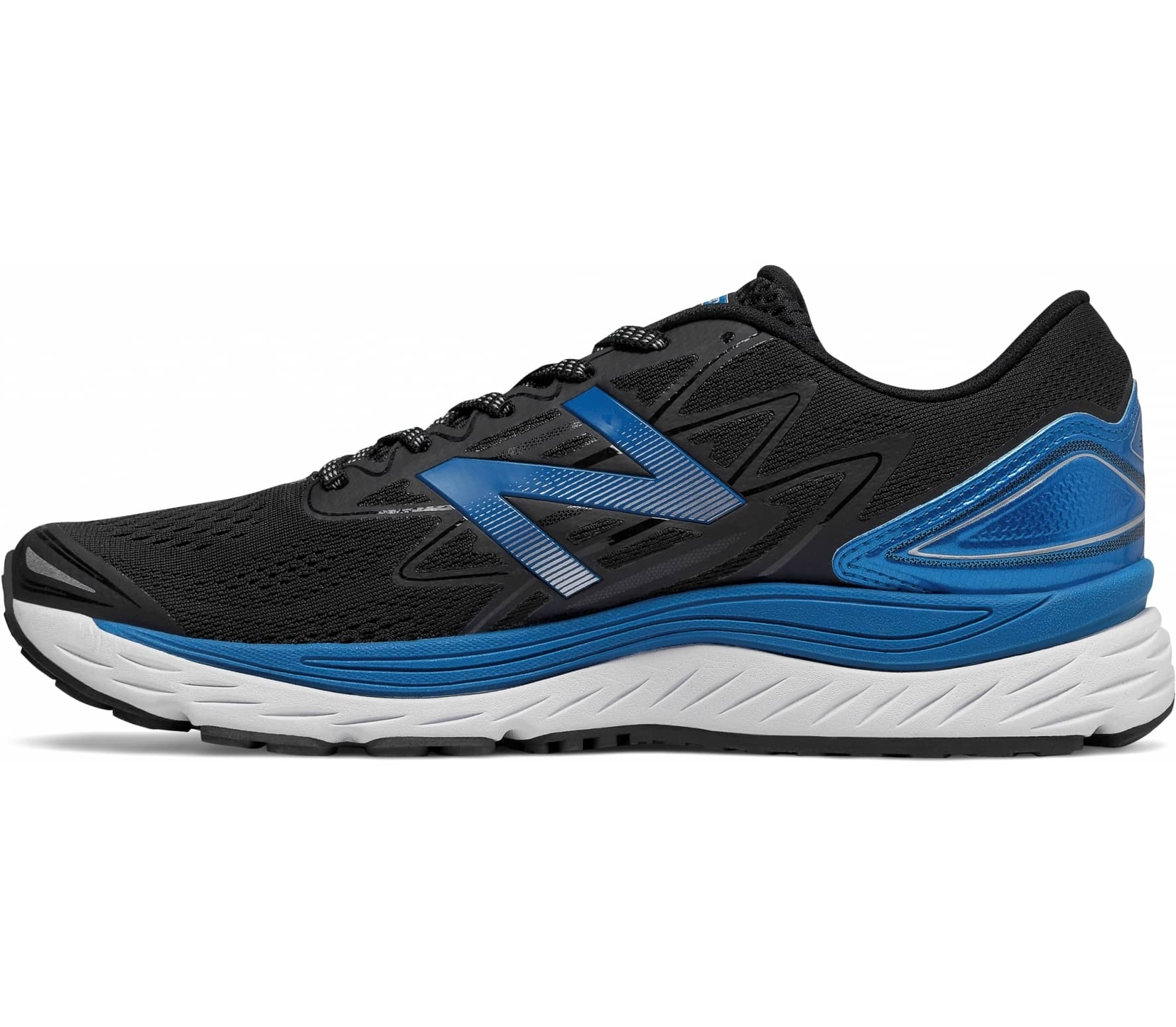 New Balance - Solvi men's running shoes (black/blue) - buy ...