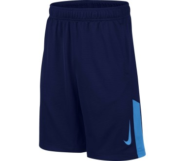 Nike - Dry Junior Trainingsshort (blau)