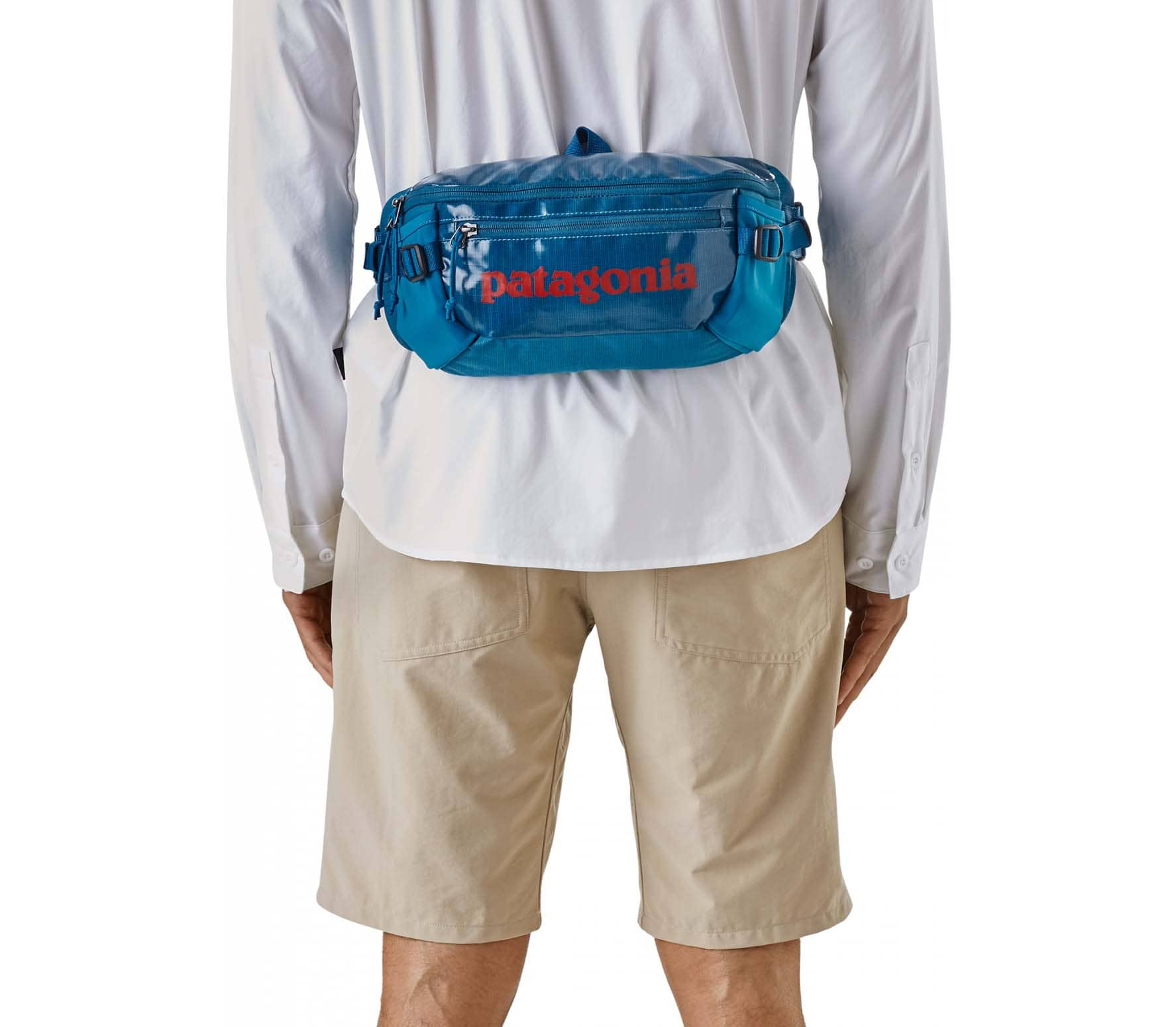 Patagonia - Black Hole Waist Pack Fanny Pack (blue)