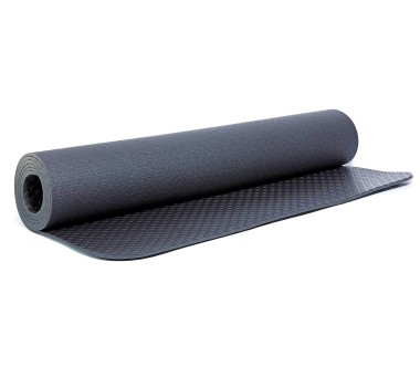 Blackroll - Trainingsmatte (schwarz) - OS - OS