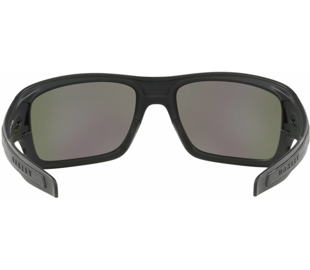 oakley turbine bike brille schwarz im online shop von. Black Bedroom Furniture Sets. Home Design Ideas
