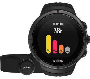 Suunto - Spartan Ultra Titanium HR outdoor watch (black)