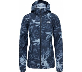 The North Face Flyweight Hoodie Femmes blanc