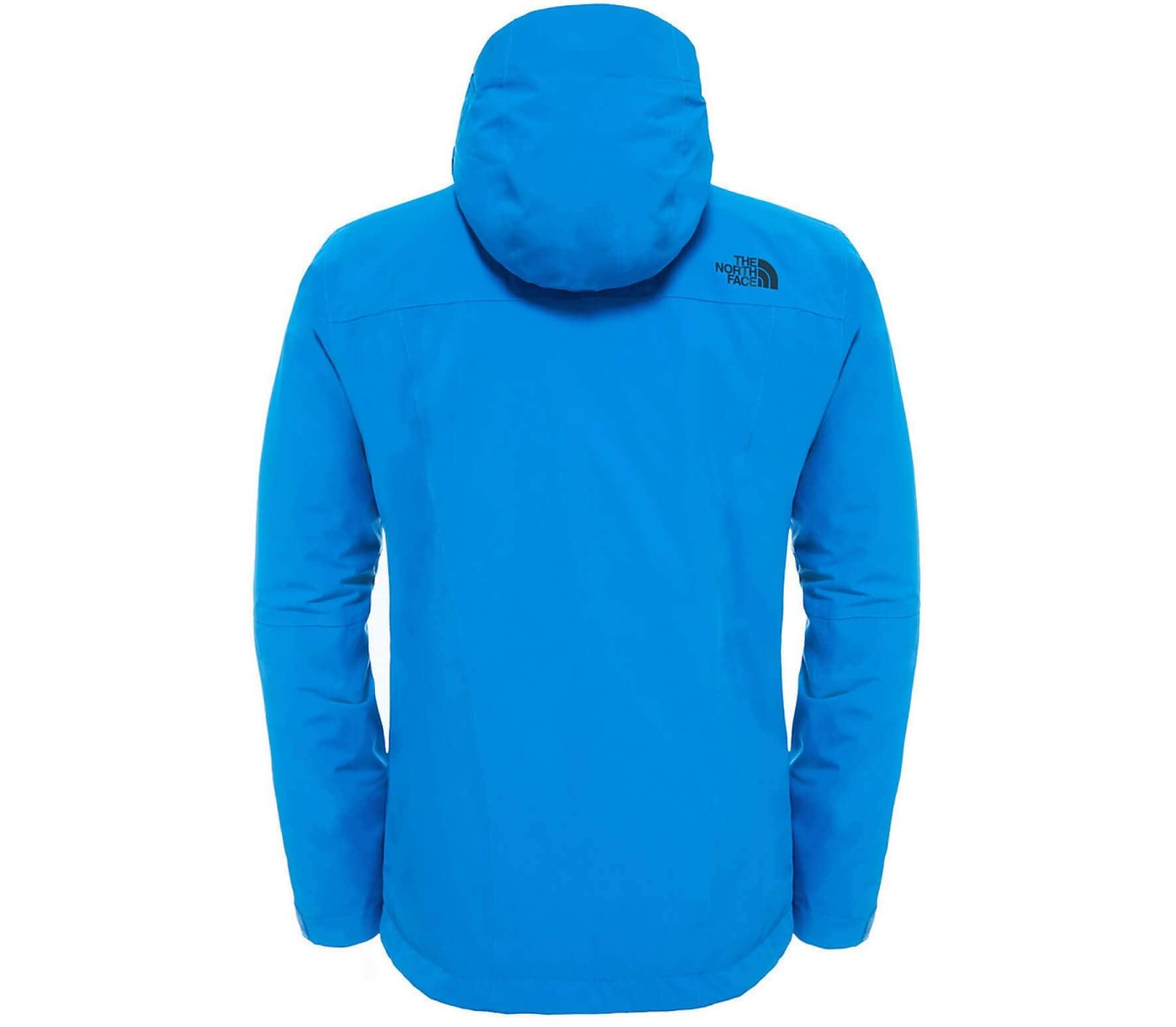 4a2860167f3d1 The North Face - Descendit veste de ski pour hommes (bleu) acheter ...