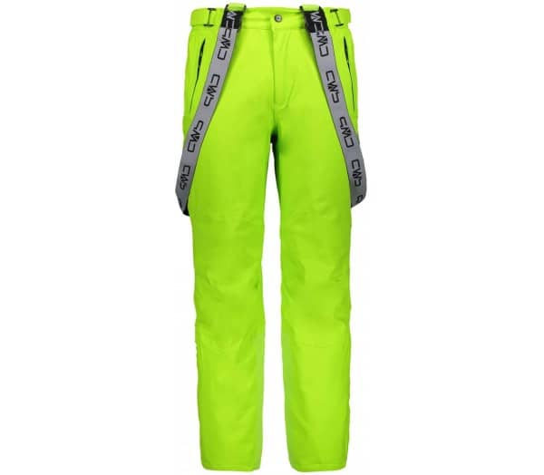 CMP Limegreen Heren Skibroek - 1