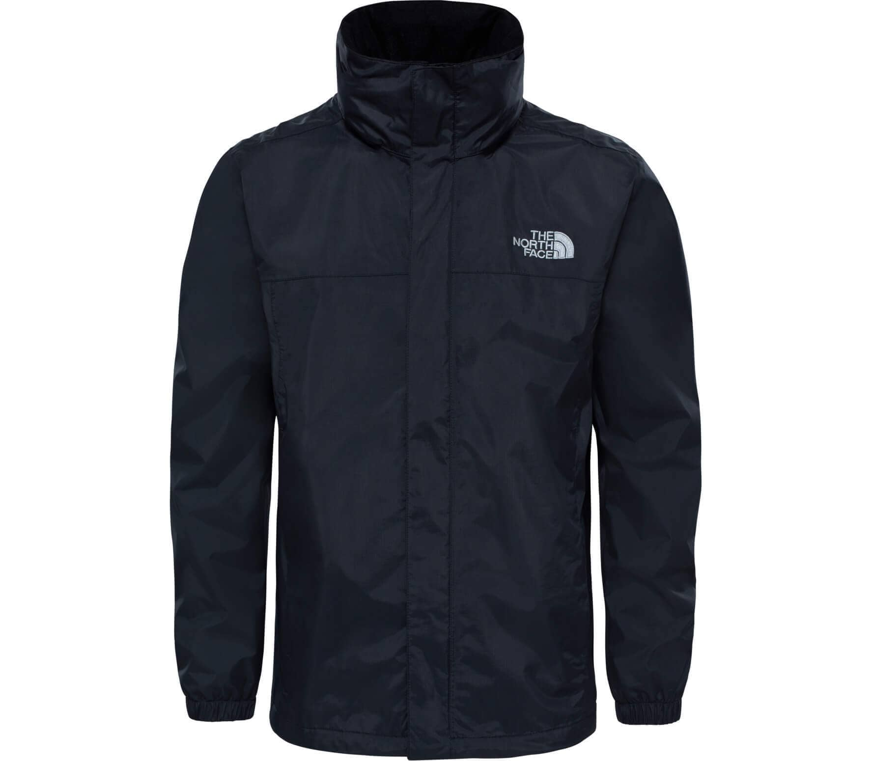 ff83c43546 The North Face - Resolve 2 Herren Regenjacke (schwarz) im Online ...